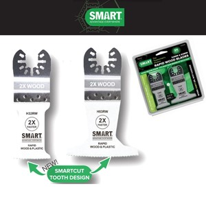 Smart 32 + 63 mm Rapid Wood 10 pk.